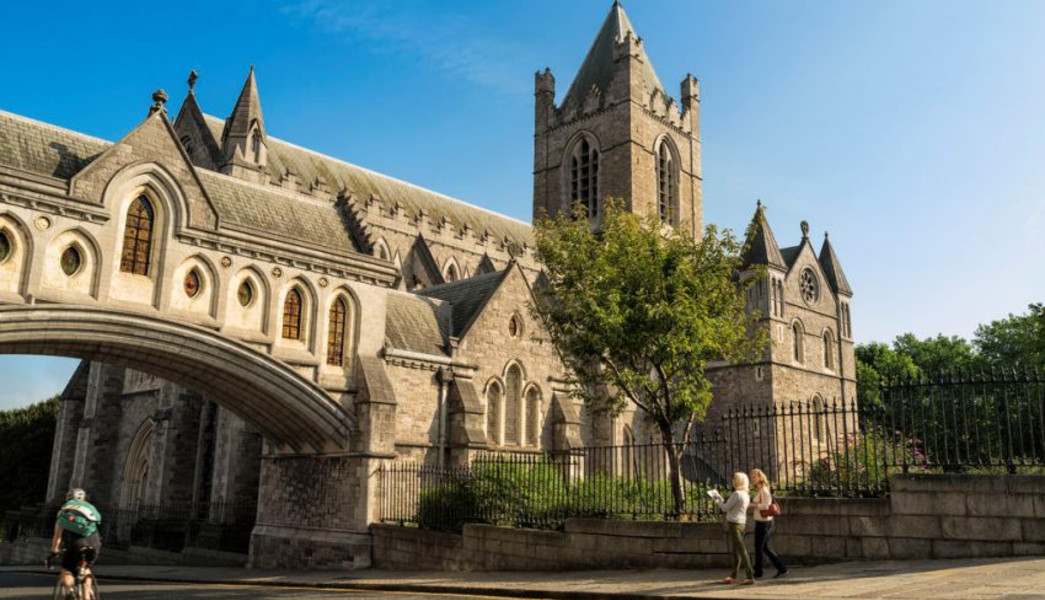 Christ Church Cathedral (c) Tourism Ireland S.McCarthy