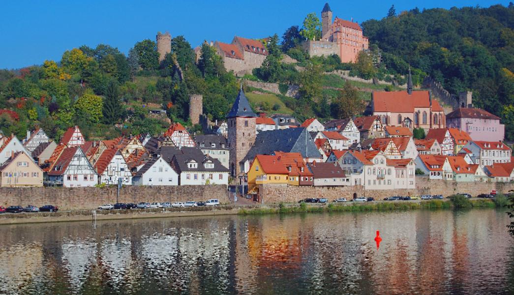 Chorreise Heidelberg Und Odenwald