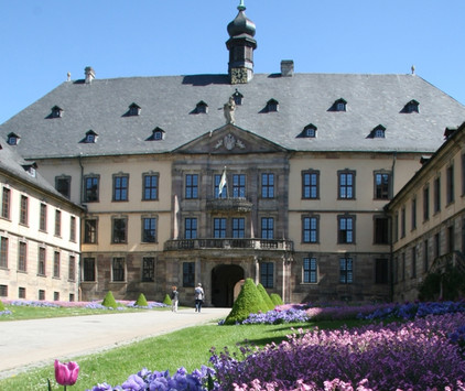 Stadtschloss Fulda (c) Fulda Tourismus Marketing