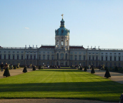 Barockpark Schloss Charlottenburg