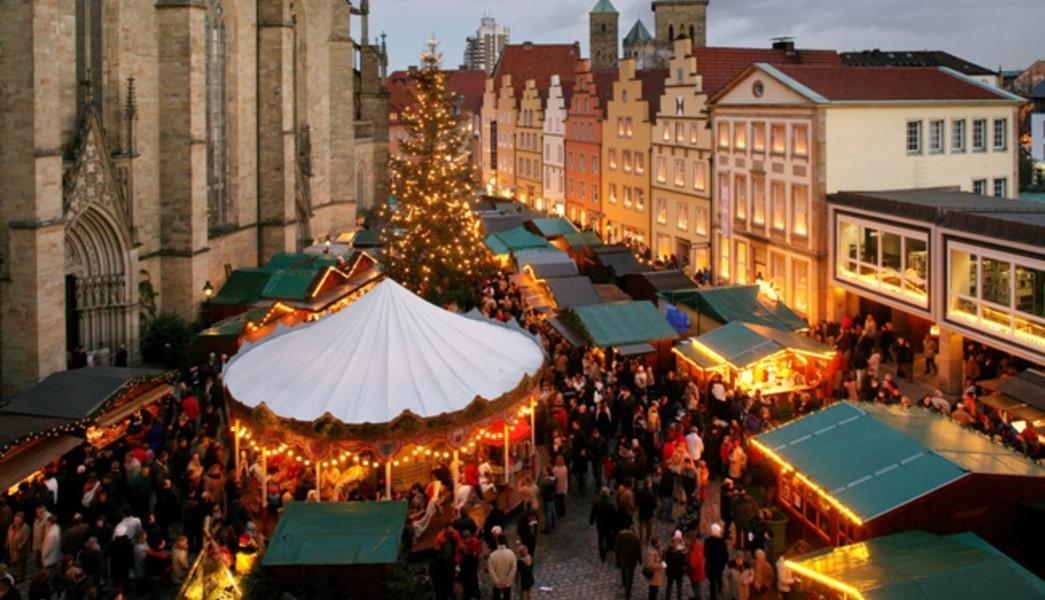 Weihnachtsmarkt Osnabrück.Tagesfahrt Weihnachtsmarkt Osnabrück